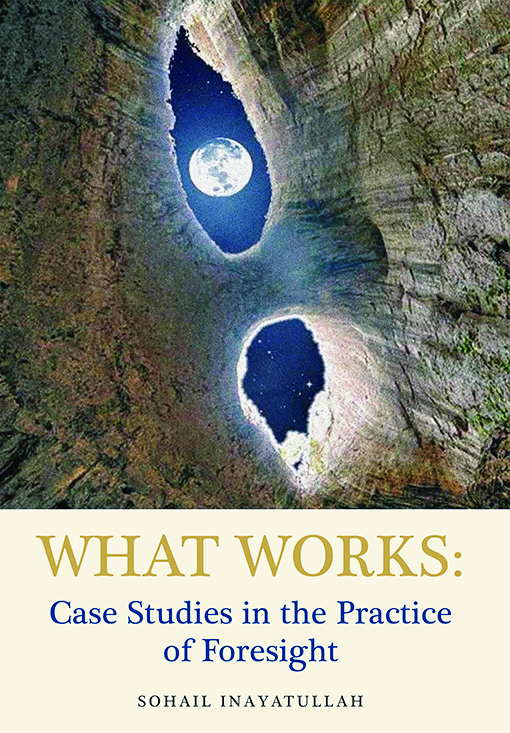 Book Cover of What Works: Case Studies in the Practice of Foresight
